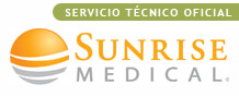 servicio tecnico oficial sunrise medical